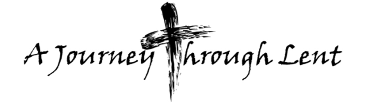journey through lent