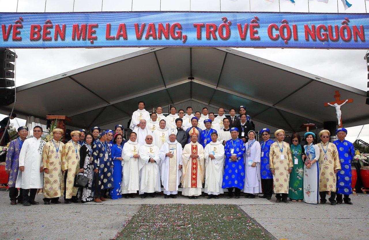 Đại Hội Thánh Mẫu La Vang III 2018 Melbourne - Trung tâm